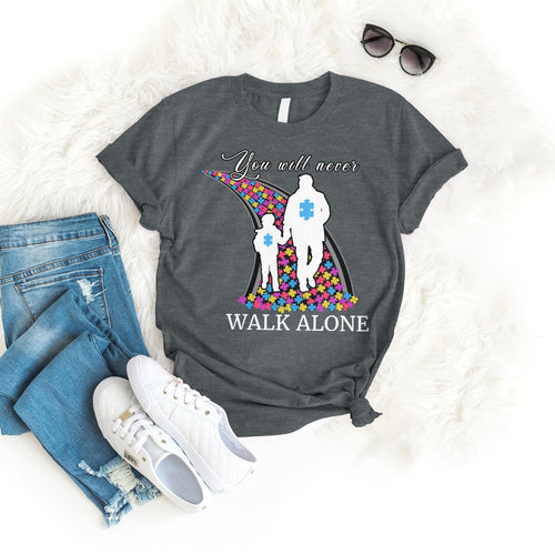 You Will Never Walk Alone Tee