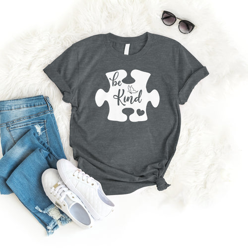 Be kind Puzzle Tee