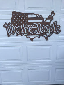 WA - We the People Flag