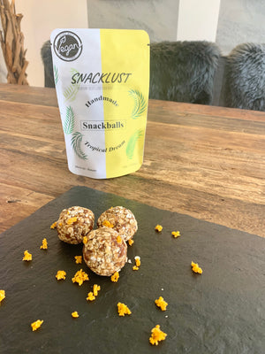 Snackballs Tropical Dream - vegane Mischung - Snacklust