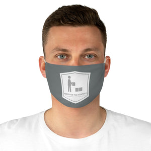Keeper of Krapola Face Mask