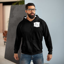 Load image into Gallery viewer, Keeper of Krapola Unisex Zip Hoodie