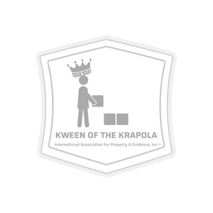 Kween of Krapola Sticker