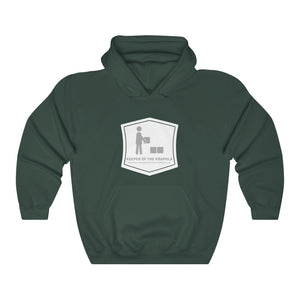 Keeper of Krapola Hooded Sweatshirt