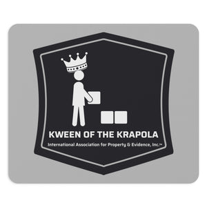 Kween of Krapola Mousepad