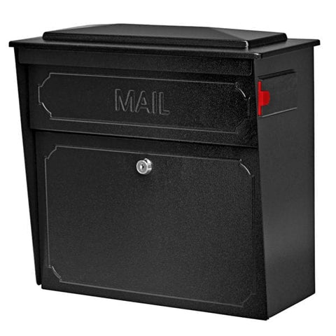 Mail Boss Black Townhouse Mail Boss 7172 - The Hardware Supply