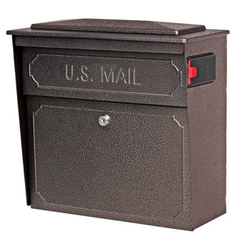 Mail Boss Bronze Townhouse Mail Boss 7174 - The Hardware Supply