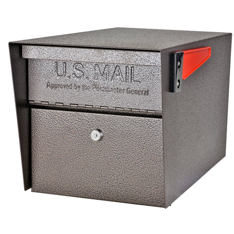 Mail Boss Bronze Mail Manager 7508 - The Hardware Supply