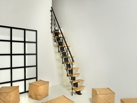 Arke Oak30.Xtra Modular Stairway Kits-Arke Oak30 Xtra Series Stairway Kits - The Hardware Supply