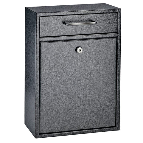 Mail Boss Galaxy Locking Security Drop Box 7413 - The Hardware Supply