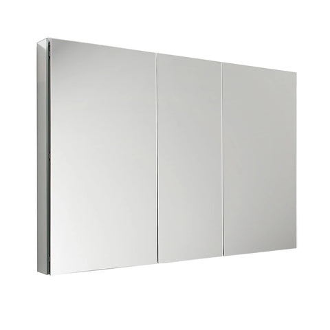 "Fresca Bathroom Medicine Cabinet w/ Mirrors 48 1/2"" x 36"" x 5"" FMC8014 - The Hardware Supply"
