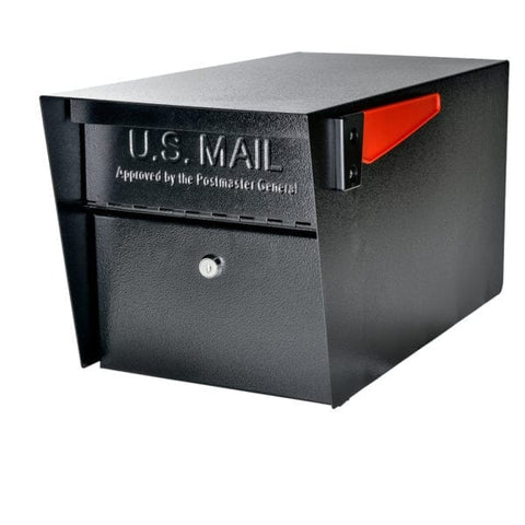 Mail Boss Black Mail Manager 7506 - The Hardware Supply