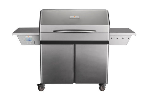 Memphis Grills Elite Cart with WiFi - 304 Stainless Steel Pellet Grill - The Hardware Supply