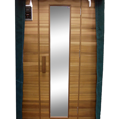 Health Mate Premier Lounge Sauna Cover - The Hardware Supply