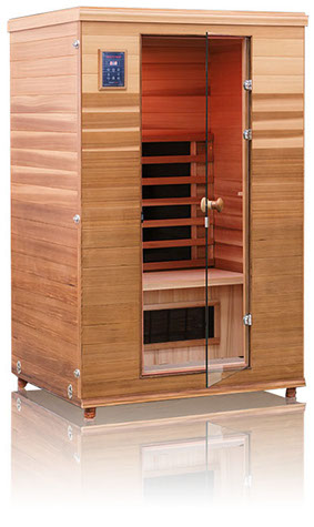 Health Mate Renew II Infrared Sauna HM-BSE-2-BT-CL - The Hardware Supply