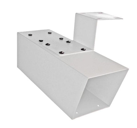 Mail Boss White Newspaper Holder 7113 - The Hardware Supply