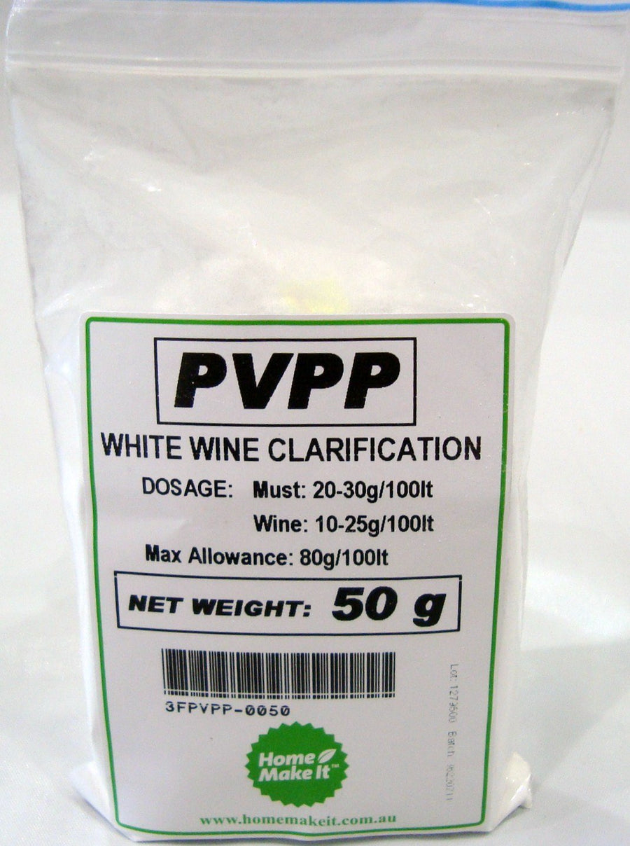 PVPP Clarification 250gm