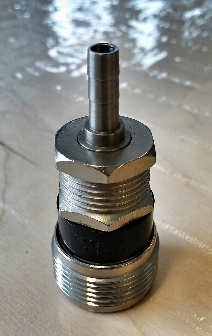 Stainless Steel Liquid Disconnect