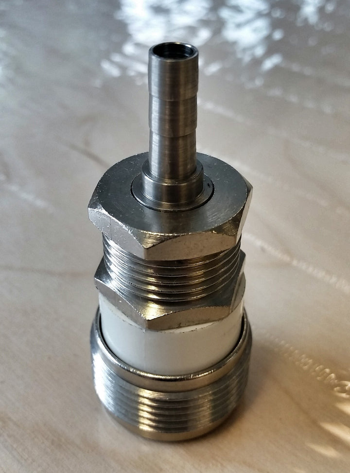 Stainless Steel Gas Disconnect