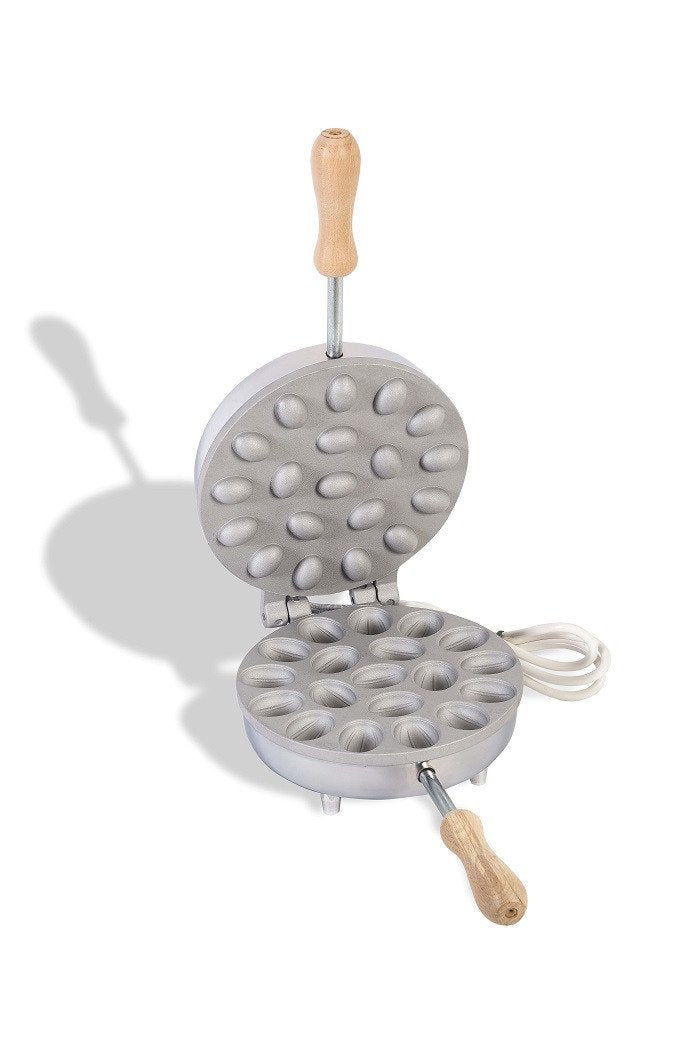 Biscuit (waffle) Maker - Nut Shell Design - Electric