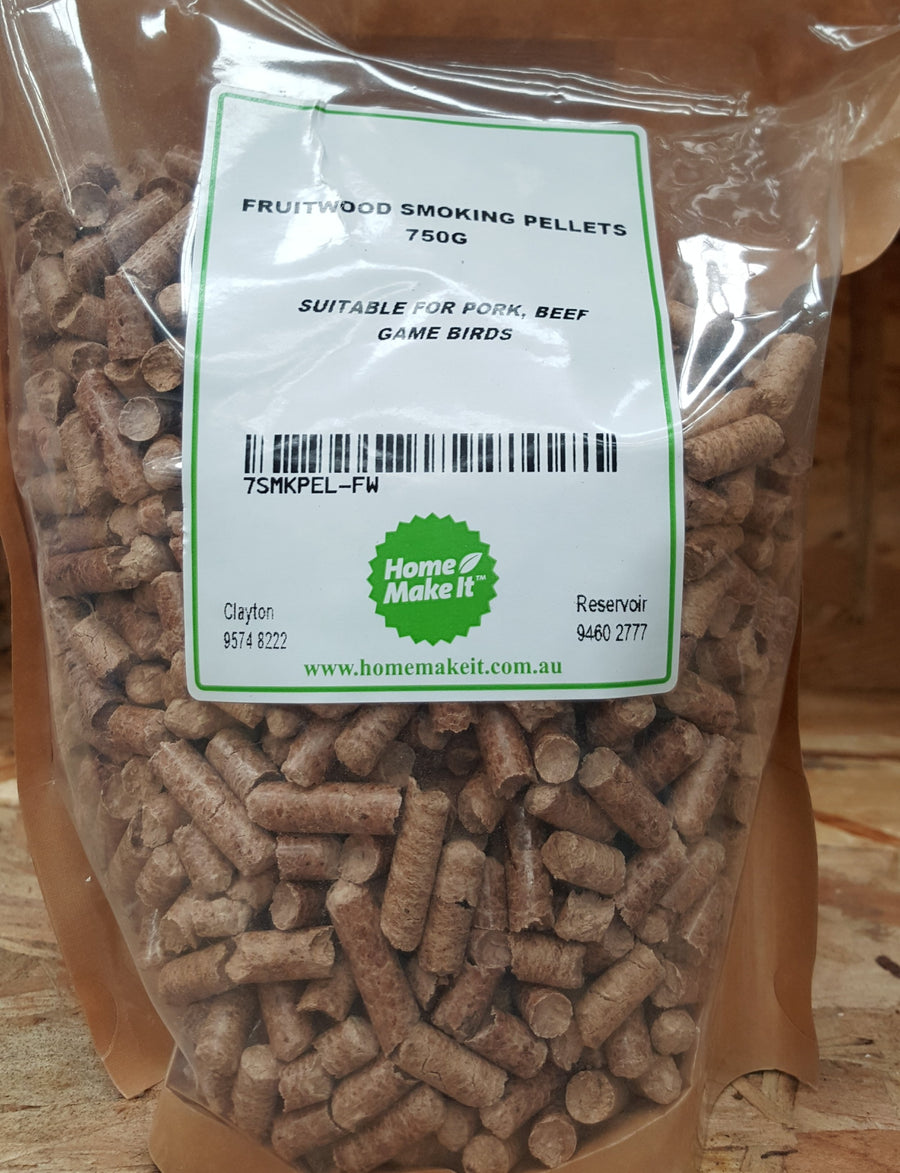 Smoking Pellets - Fruitwood 750g