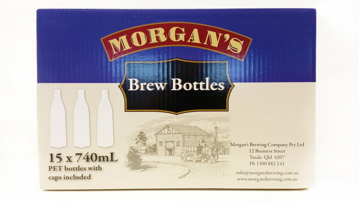 Morgans PET Bottles (15 in a box)