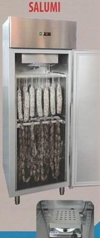 TRH Climatic Hobby 65kg Salami Cabinet with smoker