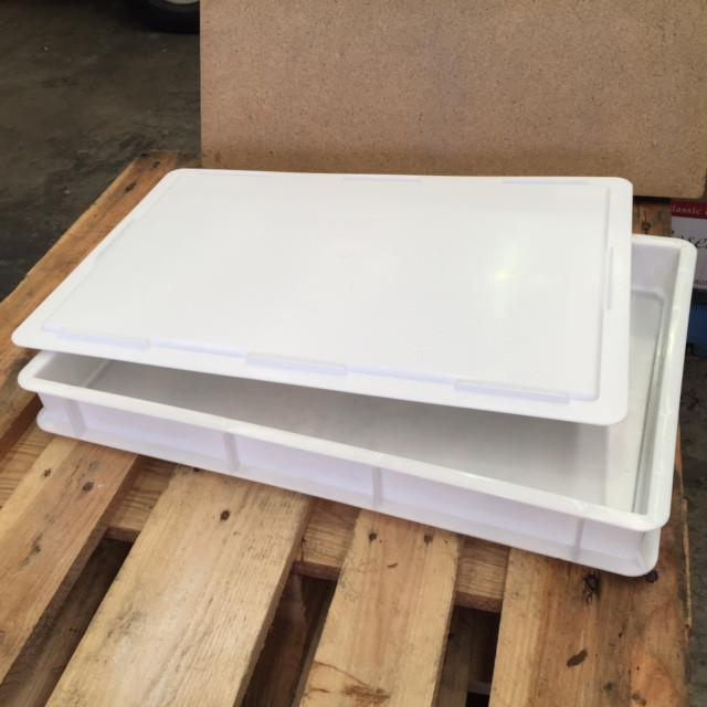 Crate Lid Plastic to fit sizes 12, 18 & 24