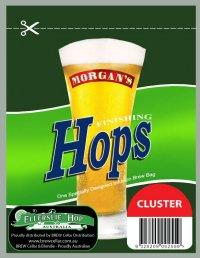Morgans Finishing Hops - Cluster 12gm Sachet