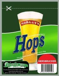 Morgans Finishing Hops - Hersbrucker 12gm Sachet