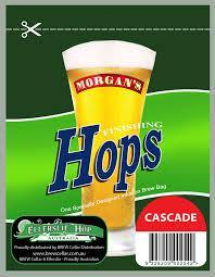 Morgans Finishing Hops - Cascade 12gm Sachet