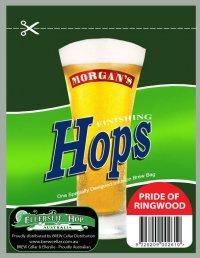 Morgans Finishing Hops - Pride of Ringwood 12gm Sachet