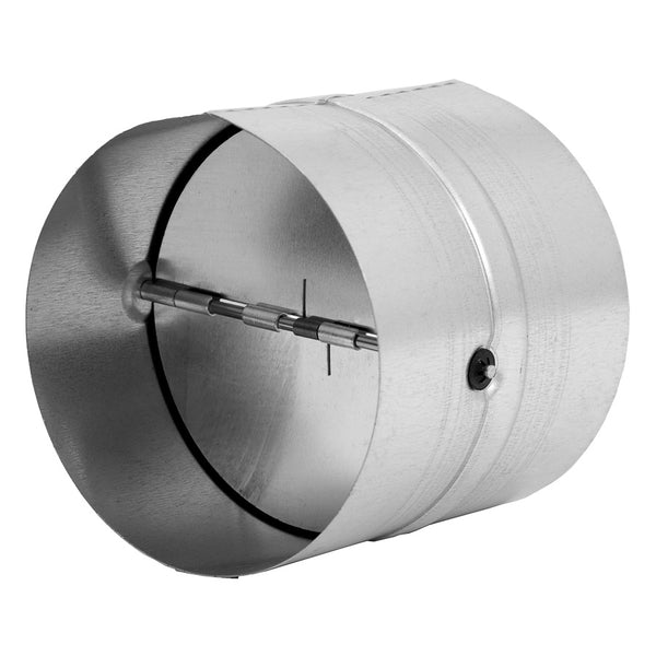 125mm Backdraft Damper