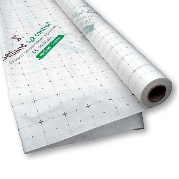 3 x rolls of Gerband Airtight Membrane