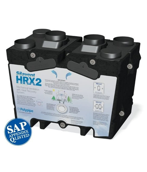 Silavent HRX 2 MVHR Filters