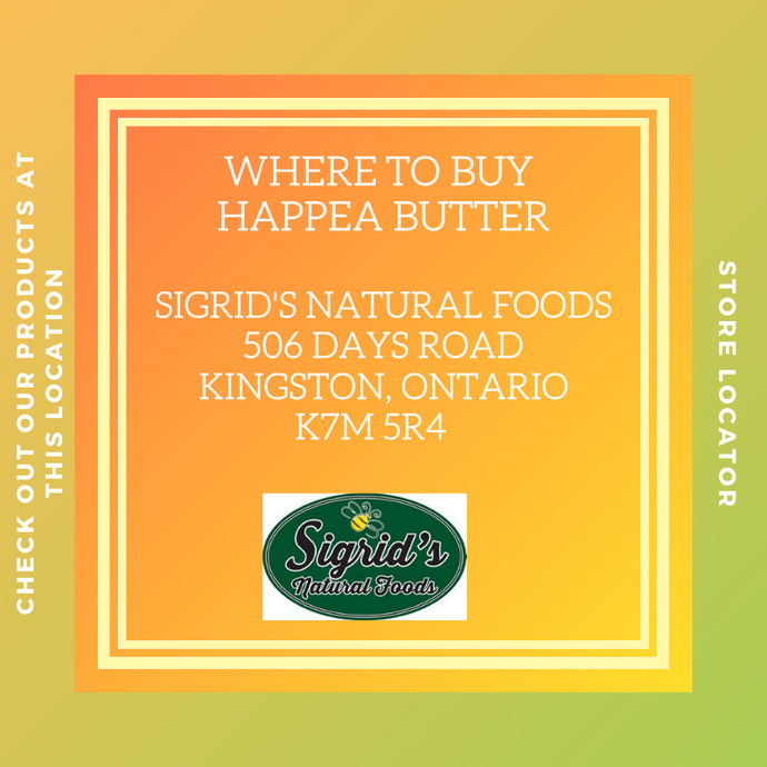 Happea Retailers - Sigrid's Natural Foods