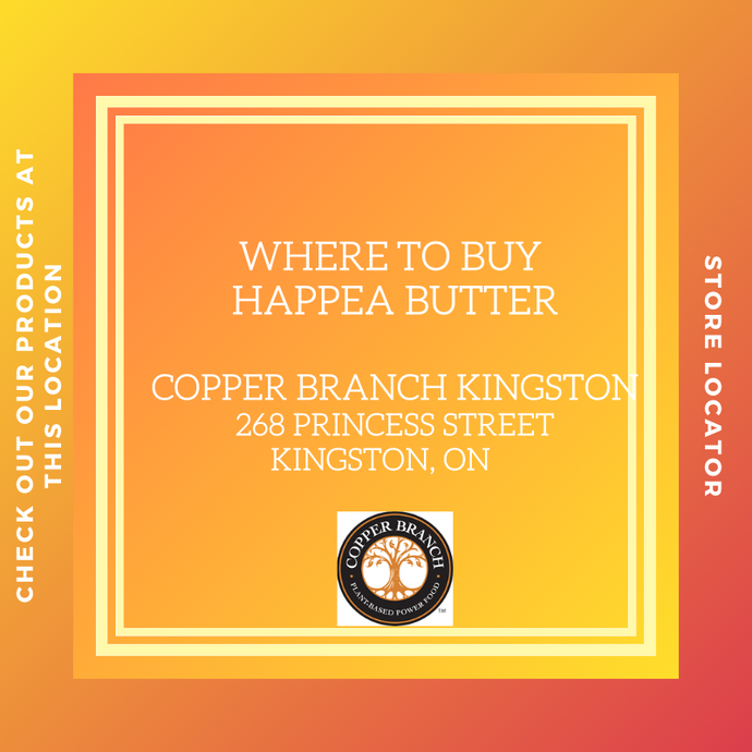 Happea Retailers - Copper Branch Kingston