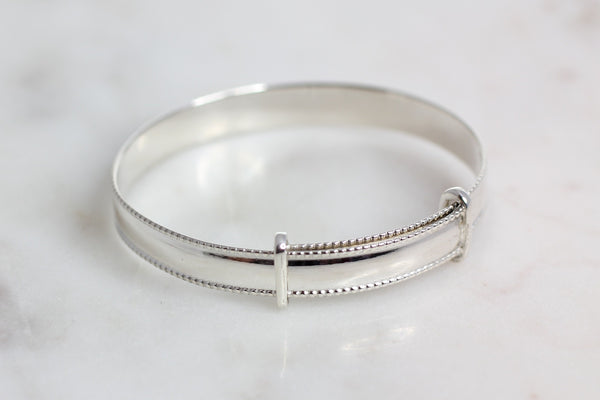 Baby Expandable Bangle Beading