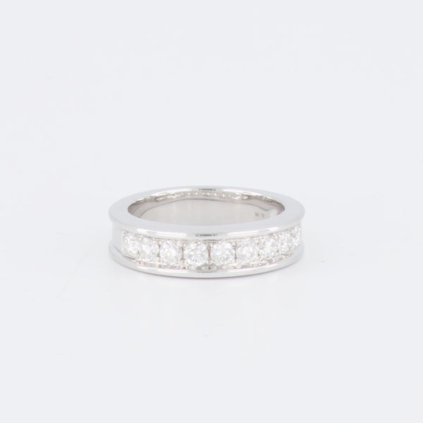 Diamond Band 18ct .75 cts.
