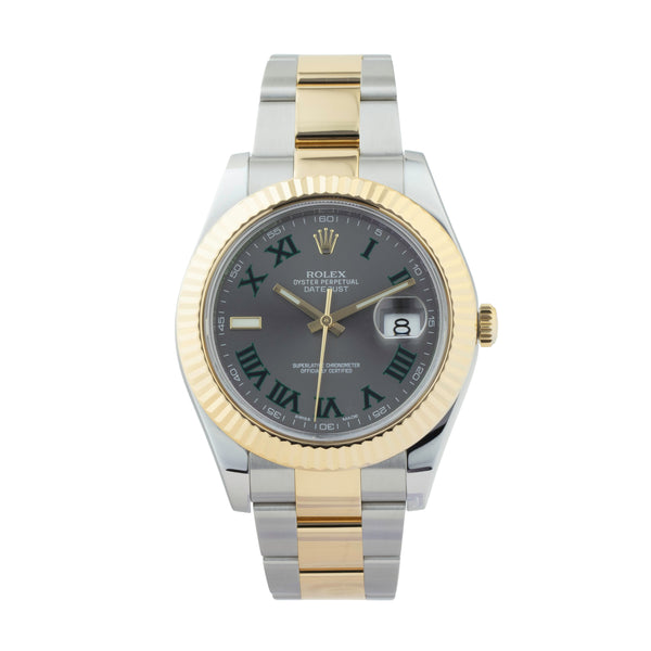 ROLEX DATEJUST II 116333 TWO-TONE