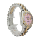 ROLEX DATEJUST 31 68273 TWO-TONE