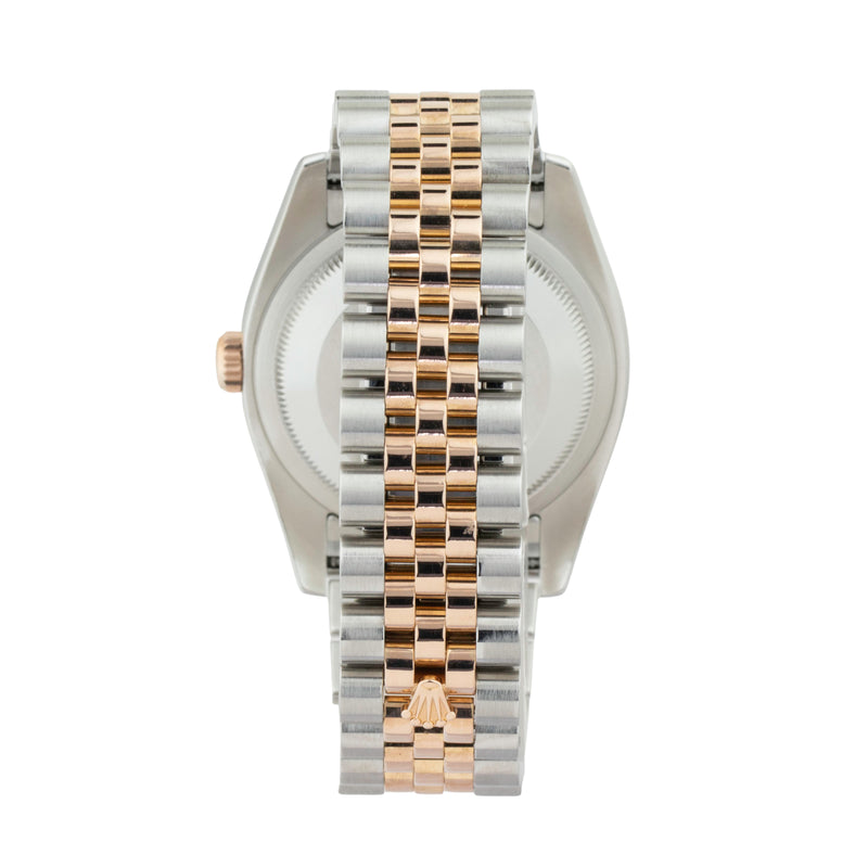 ROLEX DATEJUST 36 116231 TWO-TONE