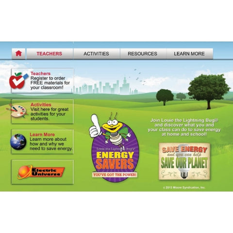 Louie Energy Savers Website (4210)