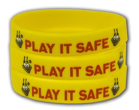 Louie Glow Wristbands With Logo (2962)