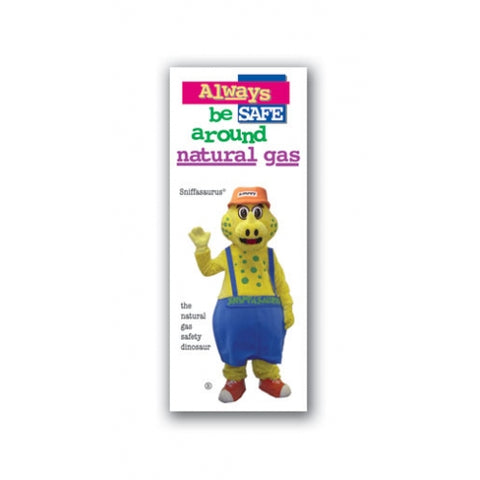 Limited Edition Sniffy Bookmark, Pack of 250 (3380, 3381)