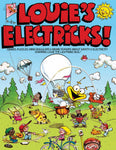 Louie's Electricks Activity Books LED, case of 400 Books (3745, 3746)