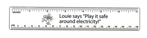 Louie Ruler Pack of 100 (4330, 4331)