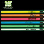 Glow Pencils, box of 100 (4630)