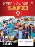 Electric Keep Yourself Safe Book, pack of 250 (4920, 4921)