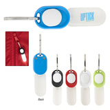 LED Light Up Zipper Pull (6410)